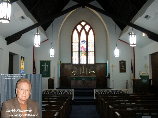Redeemer Lutheran Church - Sunday Worship Archives