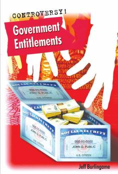 Cover of: Government entitlement | Jeff Burlingame