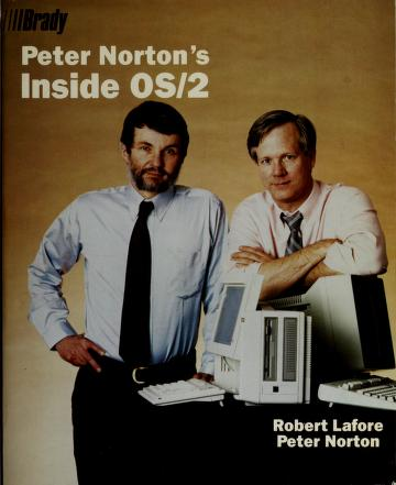 Cover of: Peter Norton's inside OS/2 by Robert Lafore
