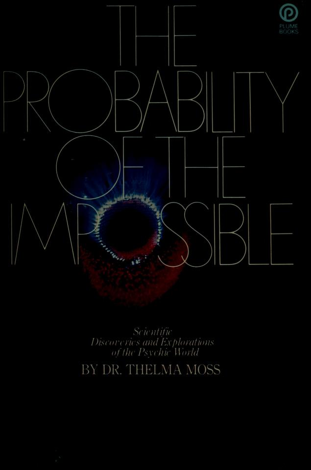 The probability of the impossible by Thelma Moss