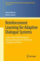 Cover of: Reinforcement Learning for Adaptive Dialogue Systems